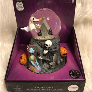 Disney The Nightmare before Christmas music light